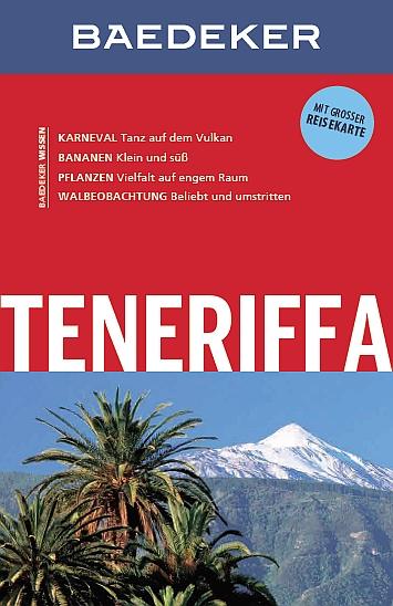 Baedeker - Reiseführer - Teneriffa