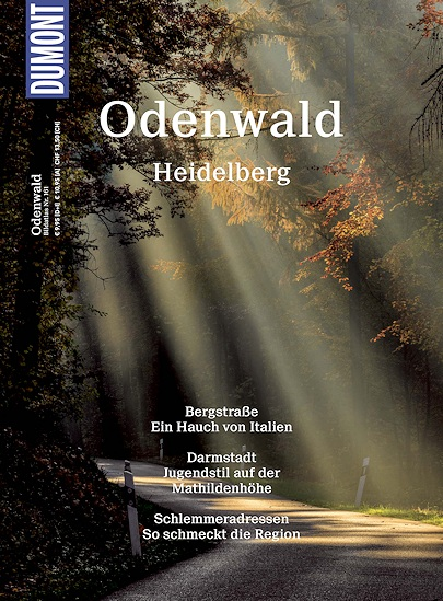 Dumont - Bildatlas - Odenwald • Heidelberg