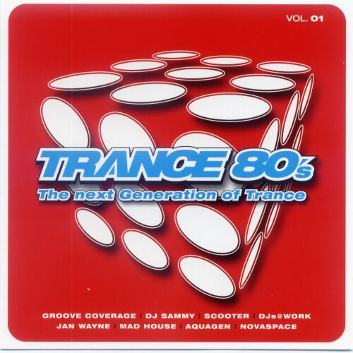 Trance 80's The Next Generation of Trance Vol. 1-2CD-2002