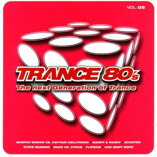 Trance 80's The Next Generation of Trance Vol. 5-2CD-2003