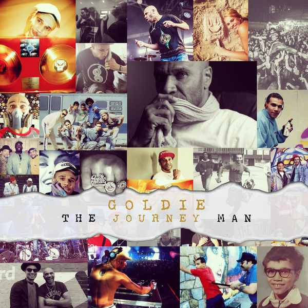 Goldie - The Journey Man (2017)