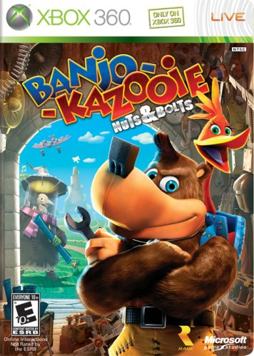Banjo-Kazooie Nuts And Bolts Pal X360-Allstars