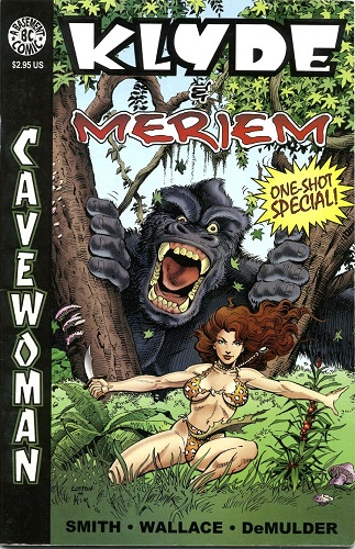 Cavewoman - Klyde and Meriem