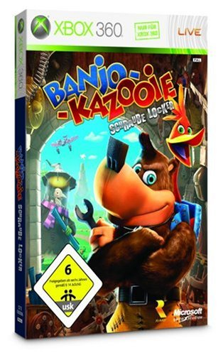 Banjo-Kazooie Nuts And Bolts Usa Xbox360-x360inT