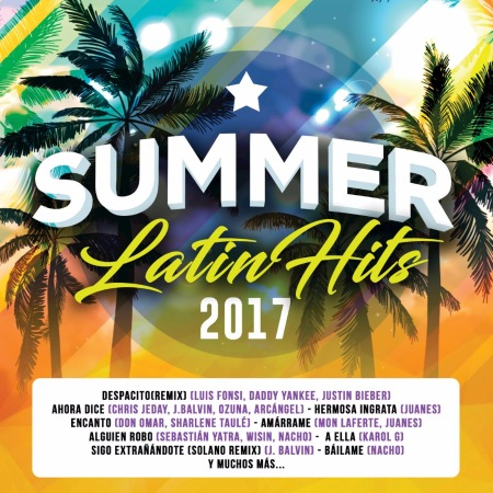 Summer Latin Hits 2017 (2017)