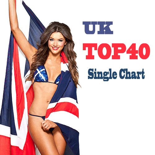 The Official UKTop40 Singles January
