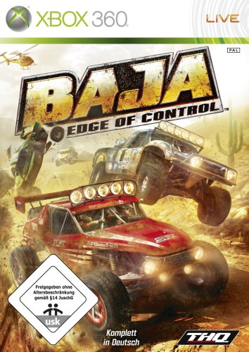 Baja Edge Of Control Pal X360-Allstars