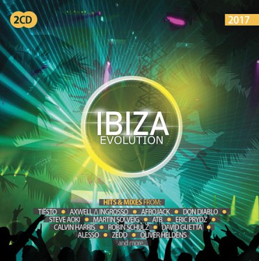 Ibiza Evolution 2017-2CD-2017