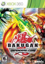 Bakugan Defenders of the Core Xbox360-Ccclx