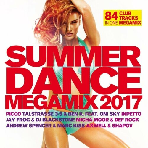 Summer Dance Megamix 2017-2CD-2017