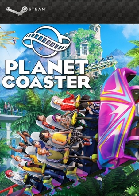 Planet Coaster: Simulation Evolved