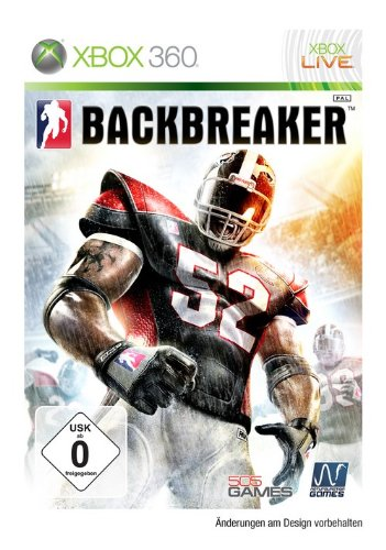 Backbreaker Xbox360-Marvel