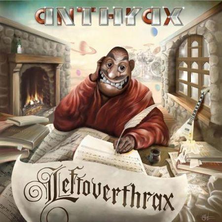 Anthrax – Leftoverthrax (Single) (2017)