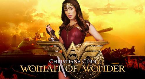 WankzVR - Woman of Wonder - Christiana Cinn (Oculus)