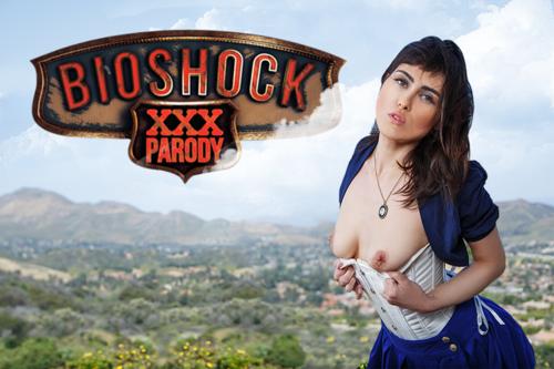 VRCosplayX - Audrey Noir - Bioshock XXX Parody (Oculus)