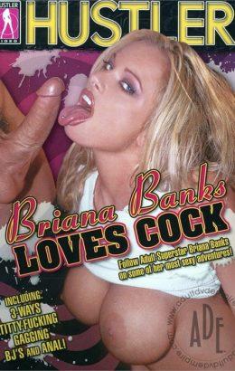 Briana Banks Loves Cock