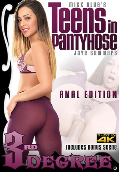 Teens in Pantyhose - Anal Edition (2017/WEBRip/FullHD)