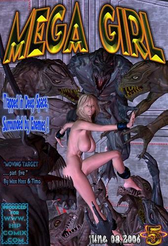 Mega Girl - Moving Target 1-10