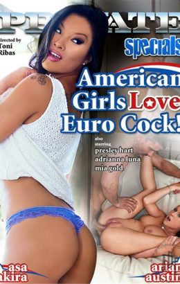 Private Specials 62 American Girls Love Euro Cock