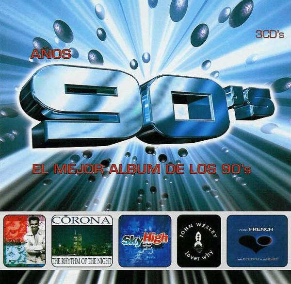 Años 90's - El Mejor Album De Los 90's Vol. 1-2004