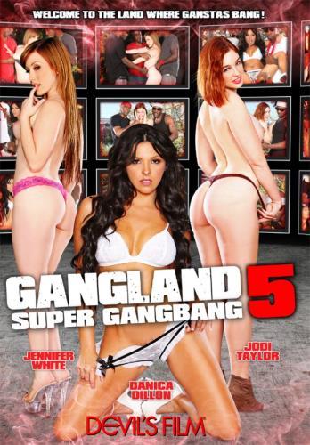 Gangland Super Gangbang 5 (2015) WEBRip/FullHD