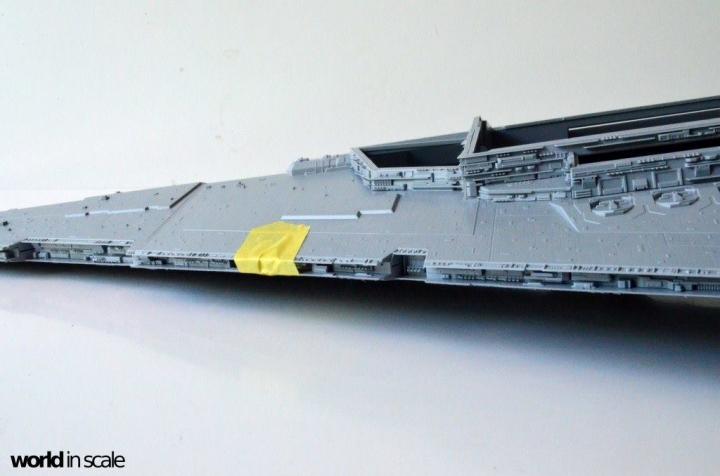 "Star Destroyer ""Imperium I-Class"" - 1/2700 by Revell/Zvezda + Illumination G9qh8it6"