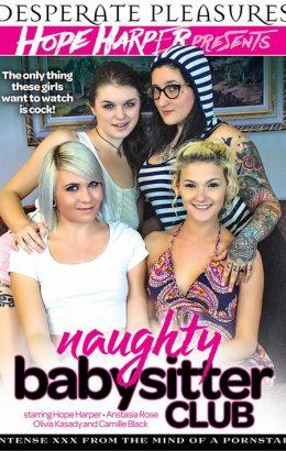 Naughty Babysitter Club