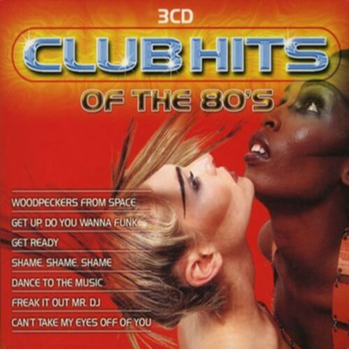 Club Hits Of The 80's-3CD-2004