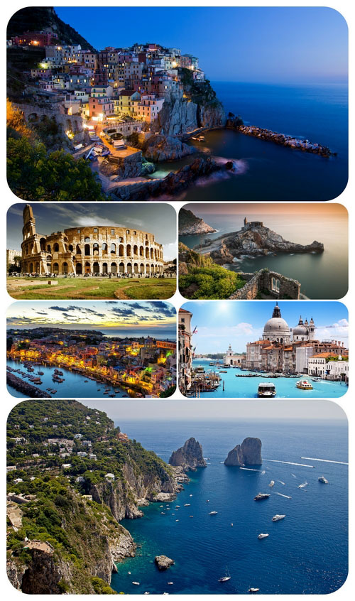 Desktop wallpapers World Countries Italy Part 2