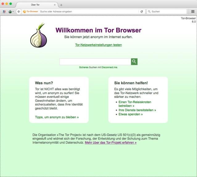 Tor Browser Paket 7.0.1