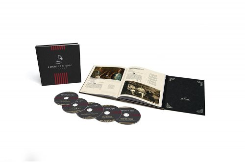 American Epic: The Collection, 5 CD (2017)