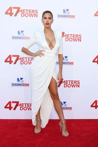 """Kara Del Toro – """"47 Meters Down"""" in Hollywood"""