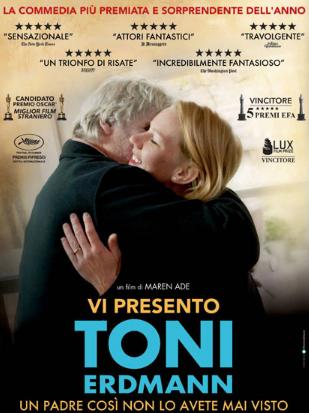 Vi presento Toni Erdmann (2016) DVD5 Compresso ITA SUB