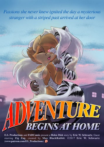 Eric W. Schwartz - Adventure Begins at Home