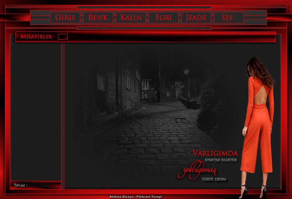 Flatcast Fcp Tema [ Varligim ] Designer Alakaa