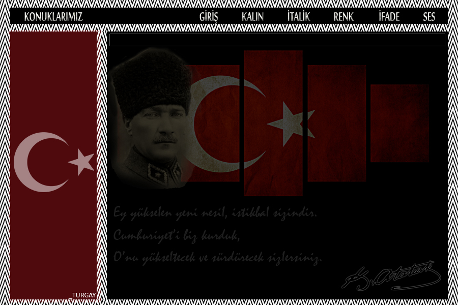 Atatürk Tema / FLatcast/ _TURGAY