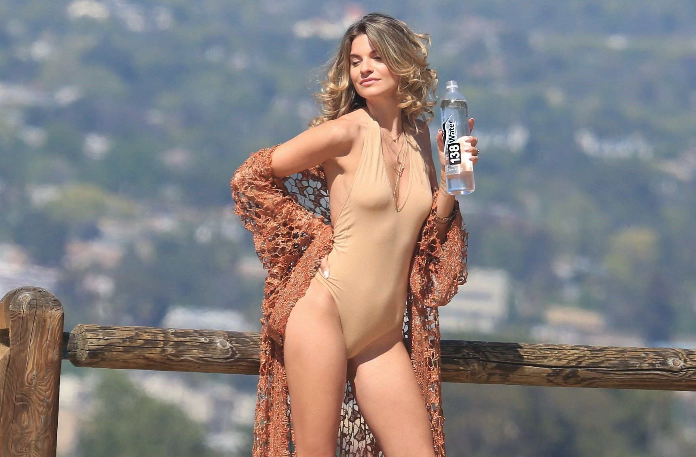 Rachel McCord 138 Water Photoshoot in Hollywood on June 14 2017