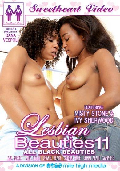 Lesbian Beauties #11 Cover