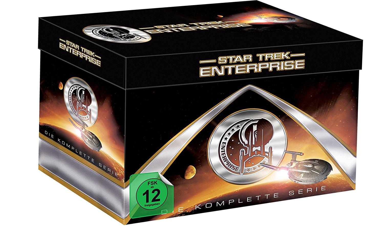 Star Trek Enterprise S01-S04 Complete Ger Man 5 1 Dl Ac3 720p BdriP x264-TvR