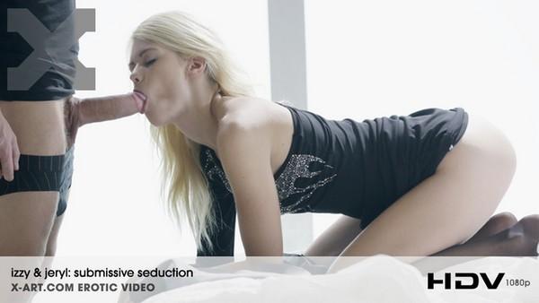 submissive seduction Izzy