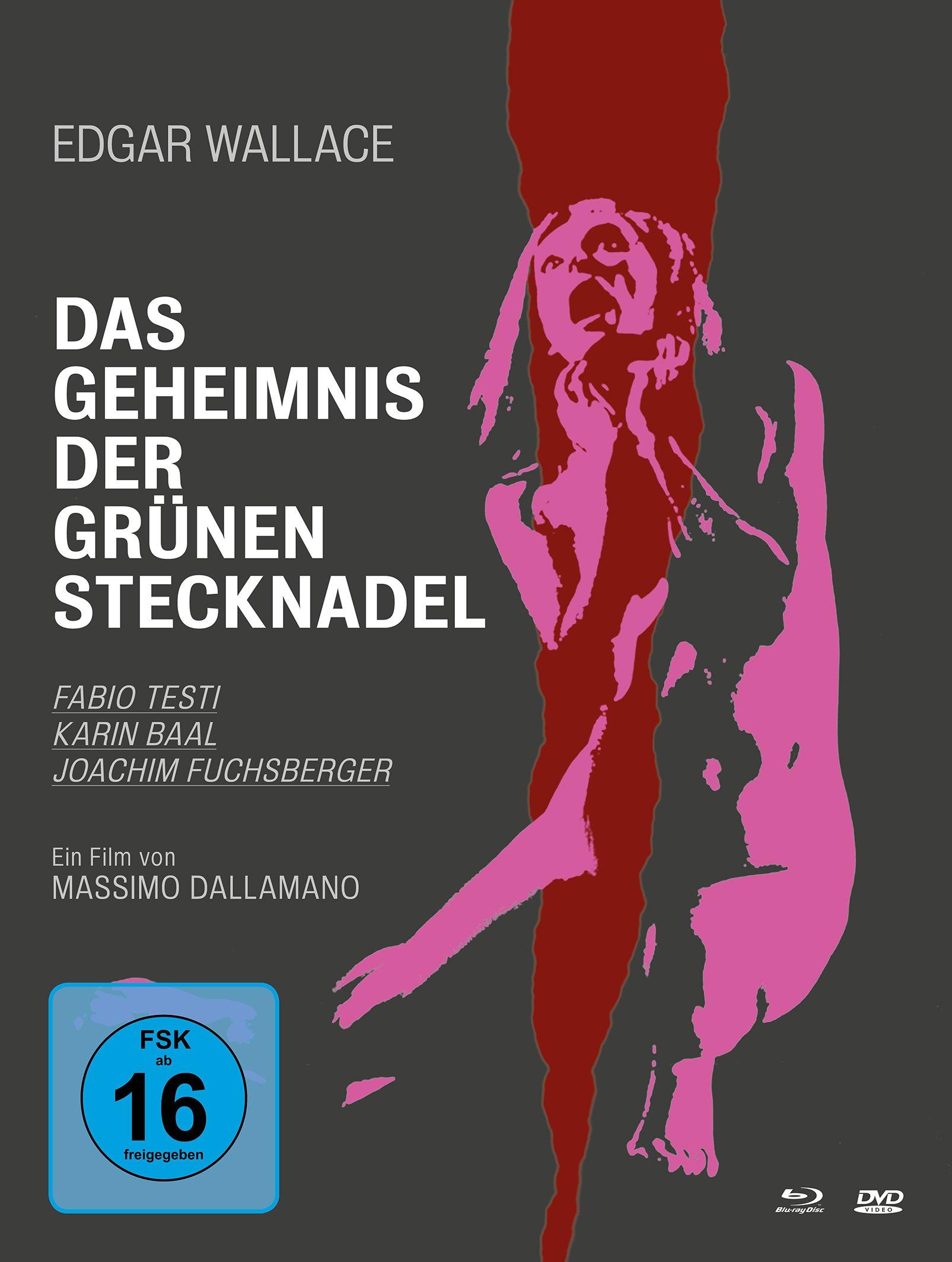 : Das Geheimnis der gruenen Stecknadel 1972 German Dl 1080p BluRay x264-SpiCy