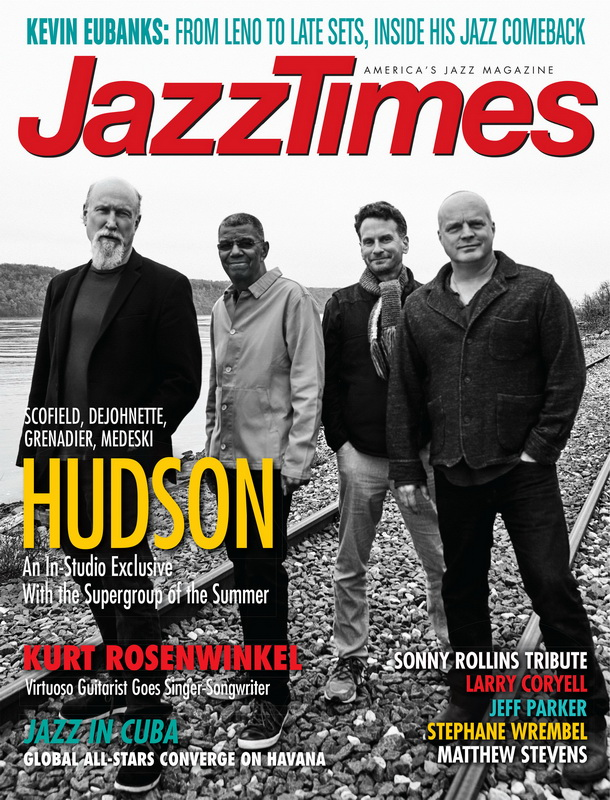 : JazzTimes July August 2017