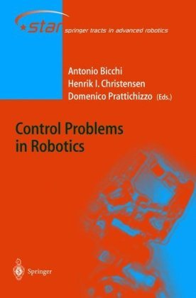 : Control Problems in Robotics
