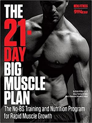 Sean Hyson - The 21-Day Big Muscle Plan (2014)