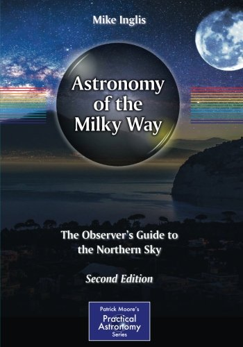 : Astronomy of the Milky Way The Observers Guide to the Nrrthern Sky The Patrick Moore Practical Astronomy Series