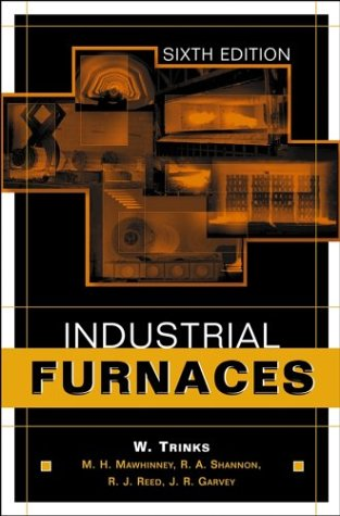 : Industrial Furnaces 6 edition