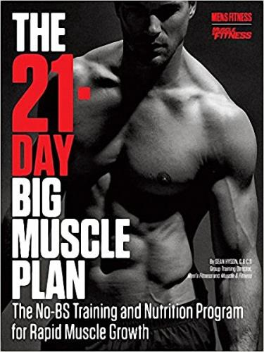 Sean Hyson - The 21-Day Big Muscle Plan