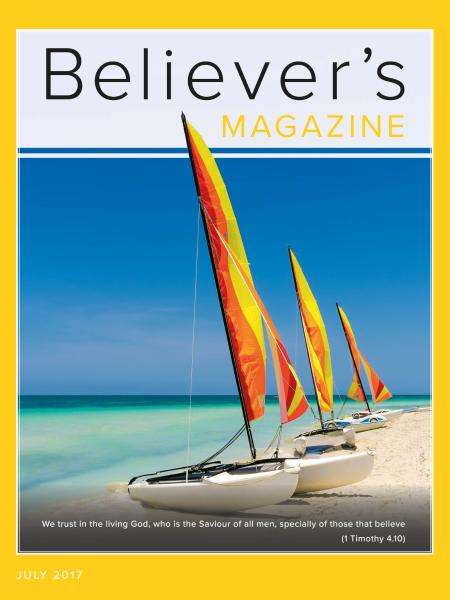 : Believers Magazine July 2017