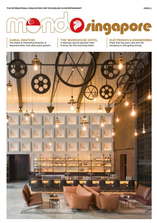 : Mondodr Singapore Issue 3 2017