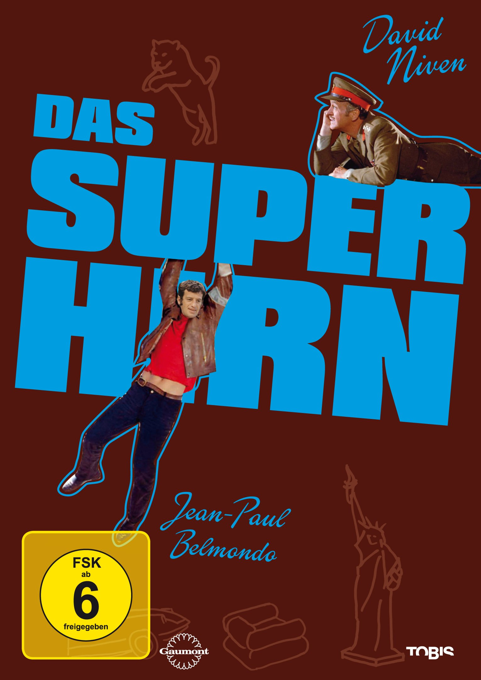 : Das Superhirn 1969 German Ac3D Dl 1080p BluRay x264-BdvC